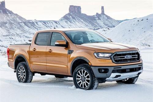 Top 10 xe bán tải rẻ nhất năm 2019: Ford Ranger góp mặt