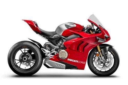 2. Ducati Panigale V4R 2019 (giá: 39.900 euro).