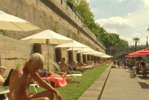 Thế giới trải qua tháng 6 nóng nhất trong lịch sử