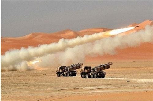 Từ lâu hệ thống pháo phản lực phóng loạt được coi là vũ khí mạnh chỉ sau bom hạt nhân.