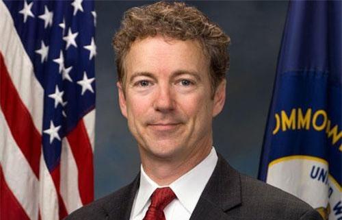 Thượng nghị sĩ đảng Cộng hòa Rand Paul (Ảnh: Wmky)