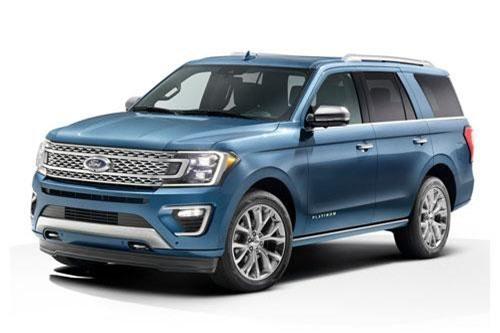 Dành cho gia đình nhiều thành viên: Ford Expedition.