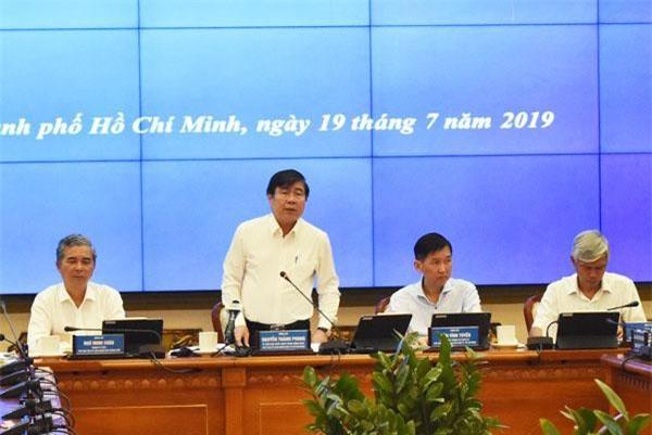 TPHCM: Kinh tế tiếp tục tăng dần tỷ trọng ngành dịch vụ chất lượng cao