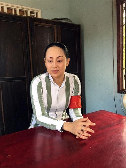 Nguyễn Thụy Ngọc Băng. Ảnh: Công an Nhân dân