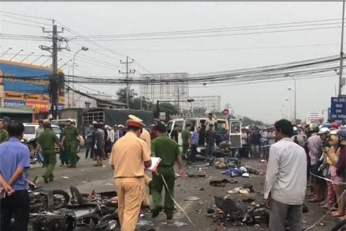 Tai nạn giao thông 6 tháng đầu năm giảm
