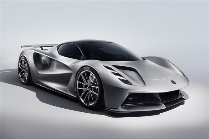 Lotus Evija 2020.