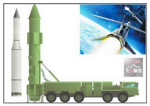 Đồ họa hệ thống tên lửa phòng không HQ-18 của Trung Quốc. Ảnh: Sino Defence.