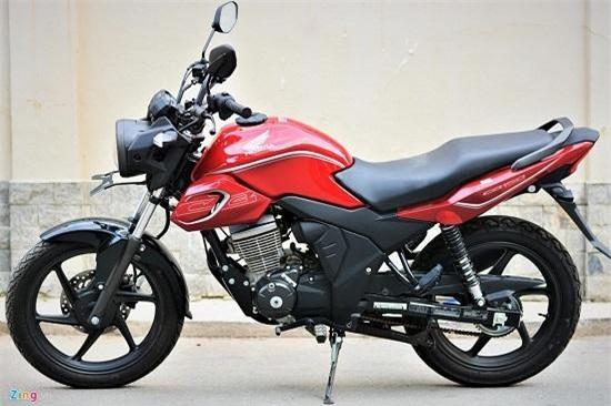 Chi tiết xe côn tay giá 49 triệu đồng, cạnh tranh Yamaha Exciter