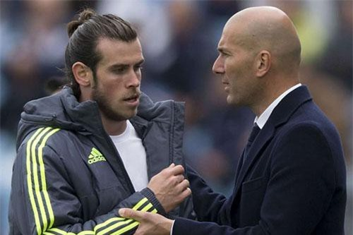 HLV Zidane 'phản pháo' các chỉ trích sau phát biểu về Bale