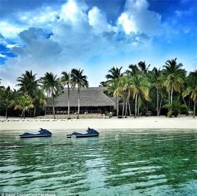 Musha Cay hiện là một trong những đảo sang trọng nhất thế giới.