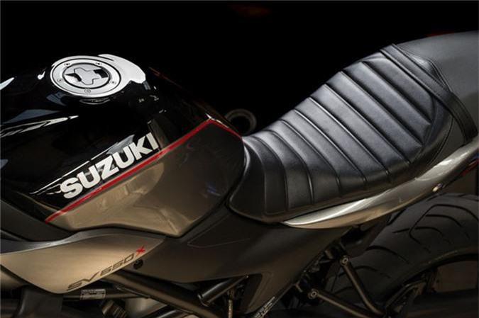 Suzuki SV650X ABS sieu ca tinh voi gia 225 trieu dong hinh anh 10