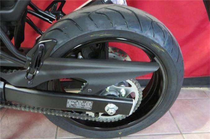 Suzuki SV650X ABS sieu ca tinh voi gia 225 trieu dong hinh anh 13