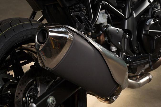 Suzuki SV650X ABS sieu ca tinh voi gia 225 trieu dong hinh anh 14