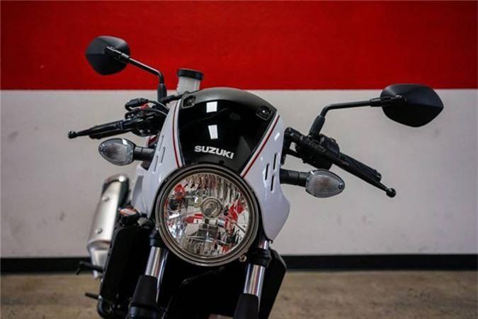 Suzuki SV650X ABS sieu ca tinh voi gia 225 trieu dong hinh anh 7