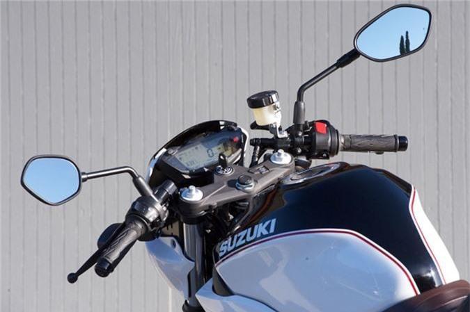 Suzuki SV650X ABS sieu ca tinh voi gia 225 trieu dong hinh anh 8