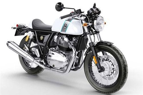7. Royal Enfield Continental GT 650 2019 (giá: 6.799 euro).