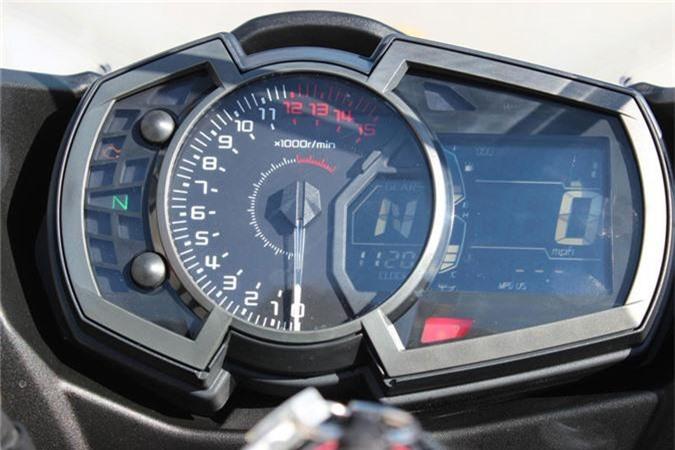 Kawasaki Ninja 400 ABS 2019 gia 153 trieu o Viet Nam co gi dac biet? hinh anh 11