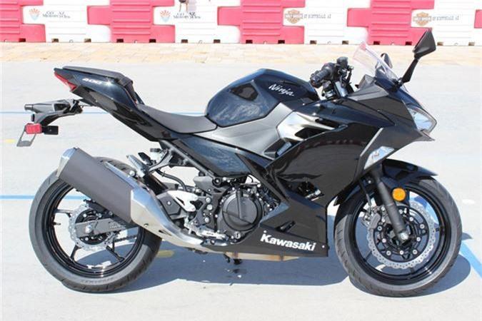 Kawasaki Ninja 400 ABS 2019 gia 153 trieu o Viet Nam co gi dac biet? hinh anh 7