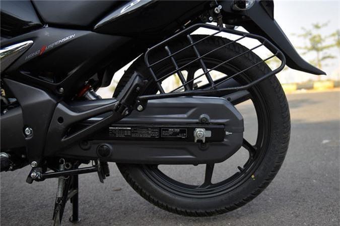 Xe con tay Honda trang bi phanh ABS, sieu tiet kiem xang, gia hon 27 trieu hinh anh 13