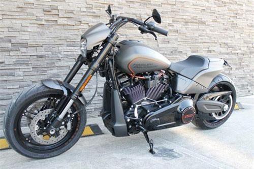 3. Harley-Davidson FXDR 114 2019.