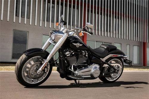 4. Harley-Davidson Fat Boy 2019.