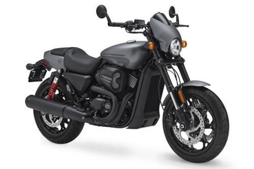 7. Harley-Davidson Street Rod 2019.