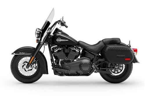 9. Harley-Davidson Heritage Classic 2019.