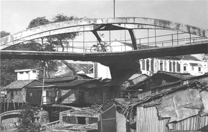 Nhung hinh anh dac biet ve Cho Lon nam 1965-Hinh-5