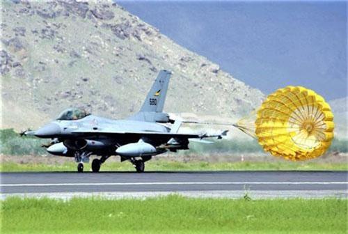 F-16 thuộc Không quân Hoàng gia Na Uy. Nguồn ảnh: wikipedia.org.