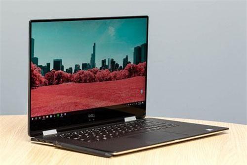 8. Dell XPS 15 2-in-1 2018 (giá từ 1.420 USD).
