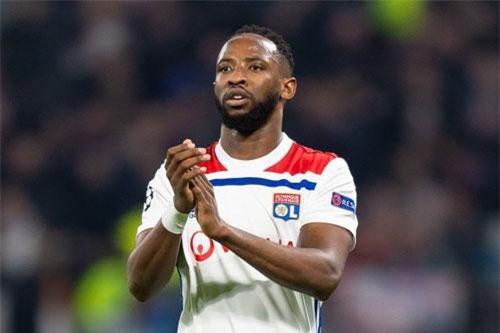 Moussa Dembele.