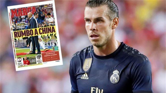 Real Madrid bất ngờ lật kèo vụ Gareth Bale sang Trung Quốc - 1