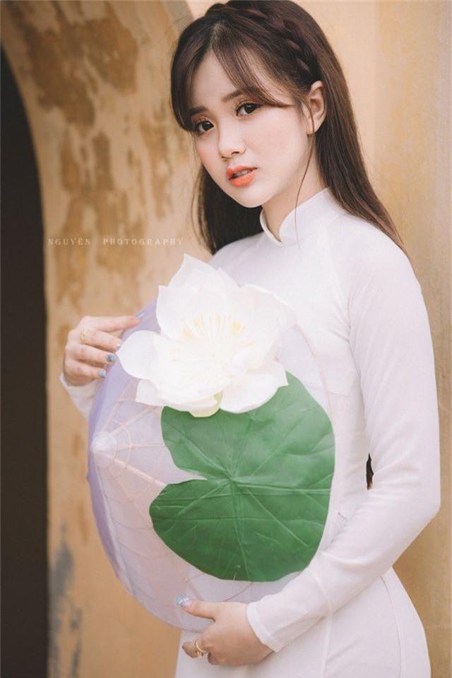 Thiếu nữ Phú Thọ xinh tựa búp bê, sở hữu nụ cười tỏa nắng - 3