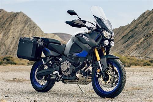 10. Yamaha XT1200ZE Super Tenere 2019 (giá khởi điểm: 15.999 euro).