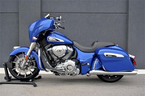 7. Indian Chieftain Limited 2019 (giá khởi điểm: 25.999 euro).