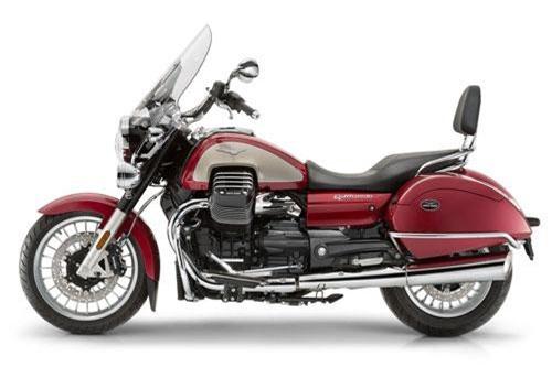 9. Moto Guzzi California Touring 2019 (giá khởi điểm: 20.295 euro).