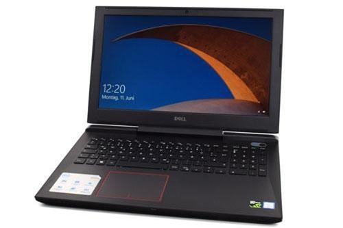 6. Dell G5 15 (giá khởi điểm: 850 USD).