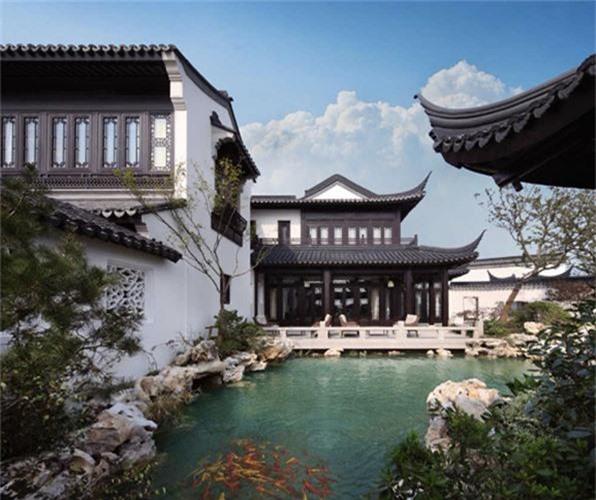Chiêm ngưỡng biệt thự đẹp như chốn bồng lai của tỷ phú Jack Ma - Ảnh 5.