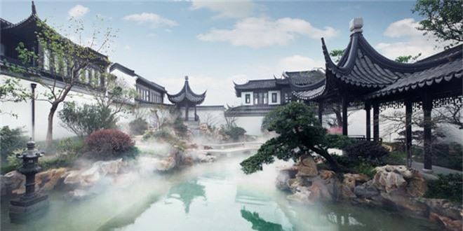 Chiêm ngưỡng biệt thự đẹp như chốn bồng lai của tỷ phú Jack Ma - Ảnh 6.