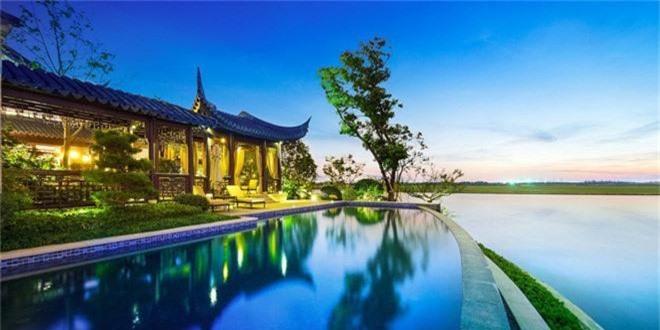 Chiêm ngưỡng biệt thự đẹp như chốn bồng lai của tỷ phú Jack Ma - Ảnh 7.