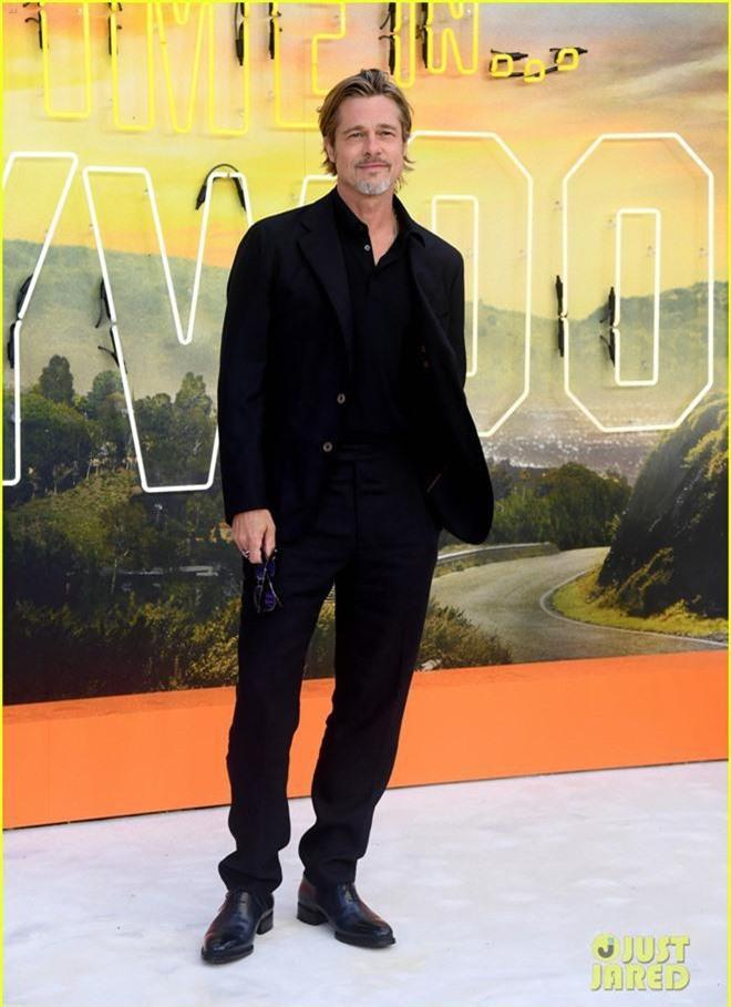 Thảm đỏ Once Upon a Time in Hollywood: Bộ đôi Leonardo - Brad Pitt bảnh bao bên Harley Quinn, sao mặc lố chiếm trọn spotlight - Ảnh 4.