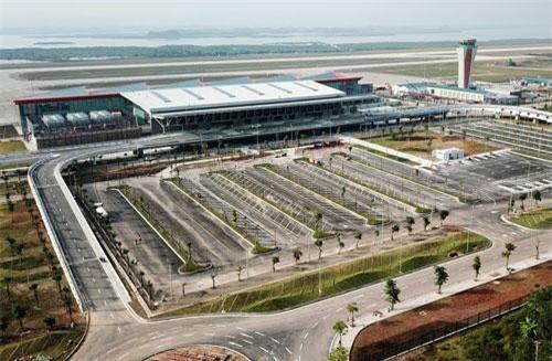 Cảng hàng không quốc tế Vân Đồn. Ảnh: Đỗ Phương.