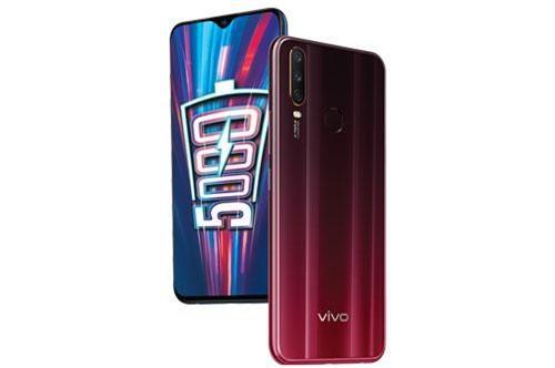 Vivo Y12 sử dụng vỏ nhựa nguyên khối. Máy có kích thước 159,43x76,77x8,92 mm, trọng lượng 190,5 g.