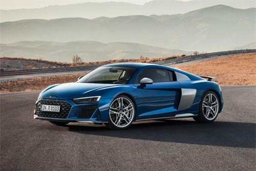 Audi R8 Coupe 2020.