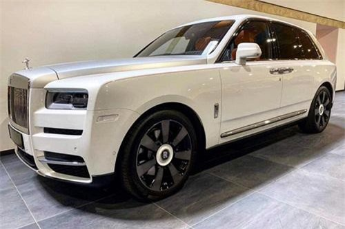 SUV siêu sang Rolls-Royce Cullinan