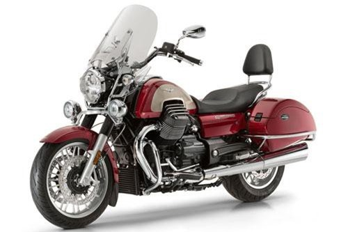 6. Moto Guzzi California 1400 Touring 2019 (giá khởi điểm: 20.295 euro).