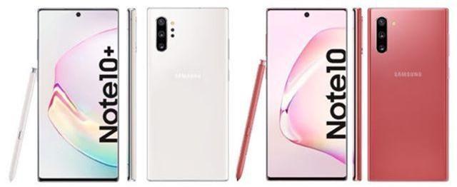 Galaxy Note10 lộ diện phiên bản đa sắc màu độc đáo - 3