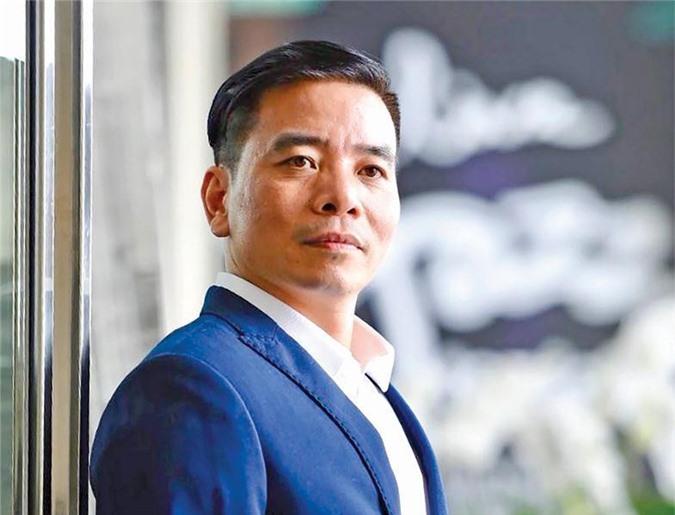 Doanh nhân Nguyễn Xuân Quỳnh.