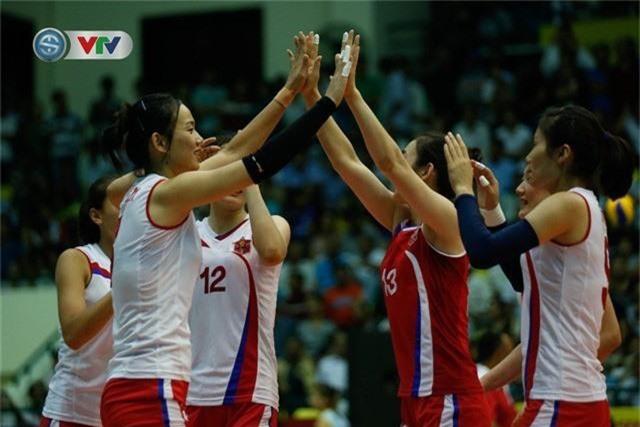 ẢNH: Những khoảnh khắc ấn tượng trong ngày thi đấu thứ 3 VTV Cup Tôn Hoa Sen 2019 - Ảnh 10.
