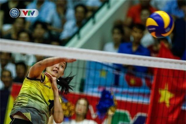 ẢNH: Những khoảnh khắc ấn tượng trong ngày thi đấu thứ 3 VTV Cup Tôn Hoa Sen 2019 - Ảnh 13.